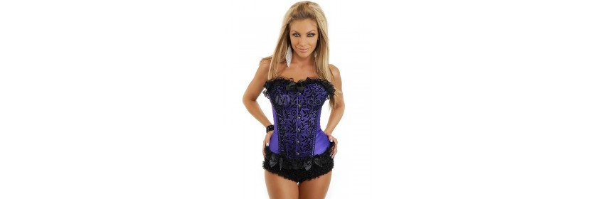 Bustiers et corsets