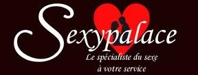 Sexshop Sexy Palace, le spécialiste du sexe à votre service.